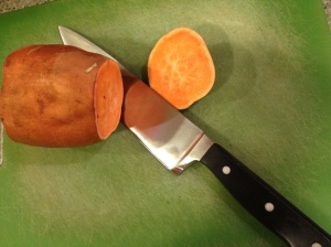Chefs knife picture